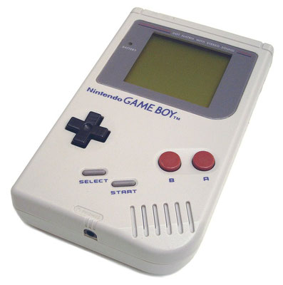 Der Old Scool Gameboy