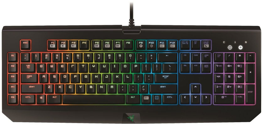 Razer Blackwidow Ultimate Gaming Tastatur