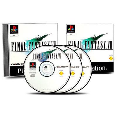 Eines meiner Lieblingsspiele Final Fantasy 7