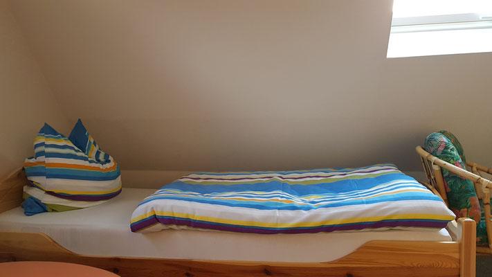 Einzelbett 2 x 0,9