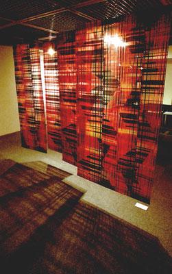 怒りの日、されどわれらは 2006 年  Silk Natural dye W300×H180