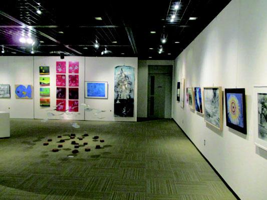 京都市国際交流会館展示室
