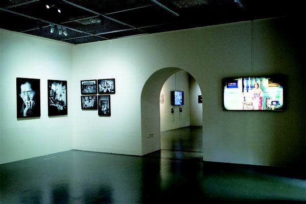 「表現の不自由展 A Long Trail for Liberation(解放への長い道程)」 の展示風景。 MOCA Taipei(台北市現代美術館)、 2020 年4 月18 日~6 月7 日 写真提供: 同館