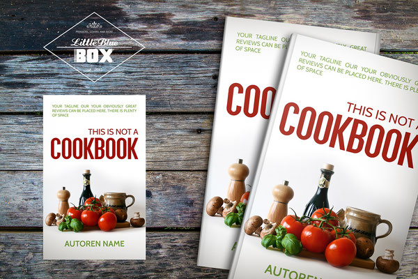 Premade Cookbook: 49,-€