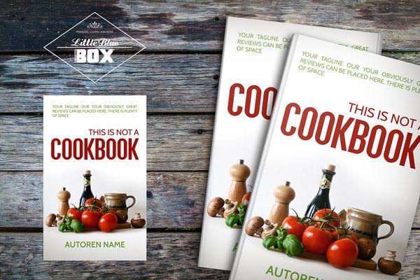 Premade Cookbook: 49,-€