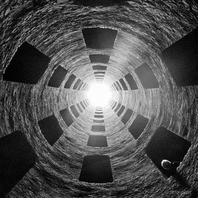 Orvieto, Fotografin Martina Weinberger