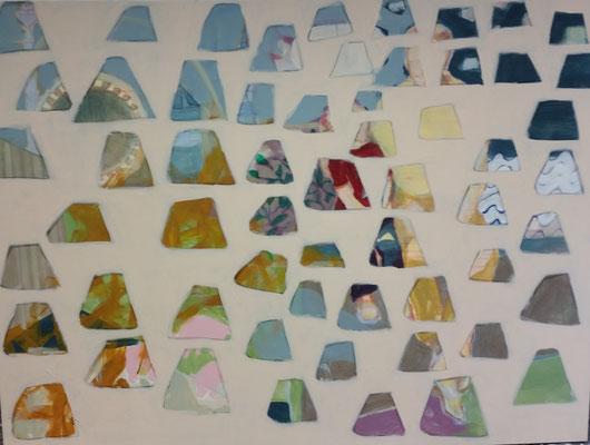 unerhört, 120 x 160 Akryl auf LW