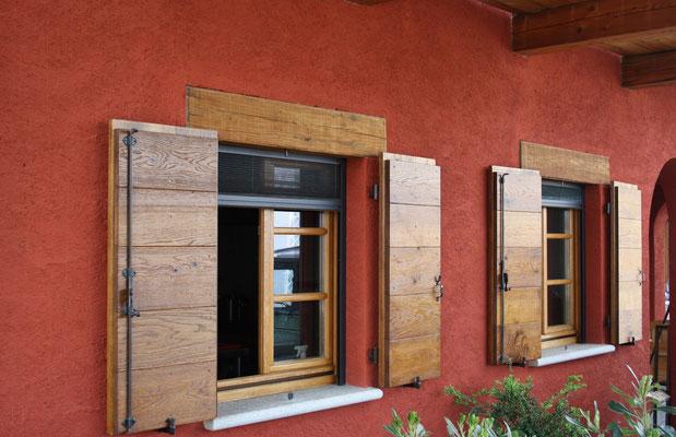 finestre in legno provincia di como
