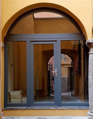 ingresso in centro storico a Menaggio