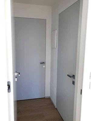 porte rasomuro pivato