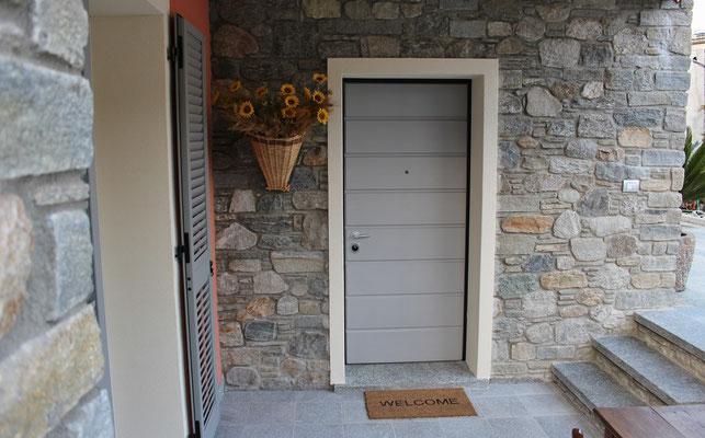 porte d'ingresso e serramenti