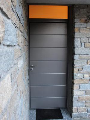 Porte blindate in alluminio in provincia di Como  e Lecco