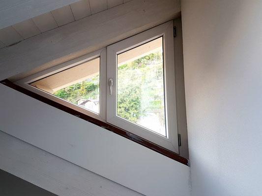 finestre a trapezio