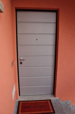 porta blindata di sicurezza