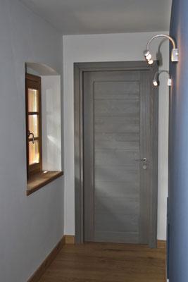 porte e finestre in legno como