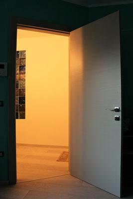 Porte interne Pivato in legno  in provincia di Como  e Lecco