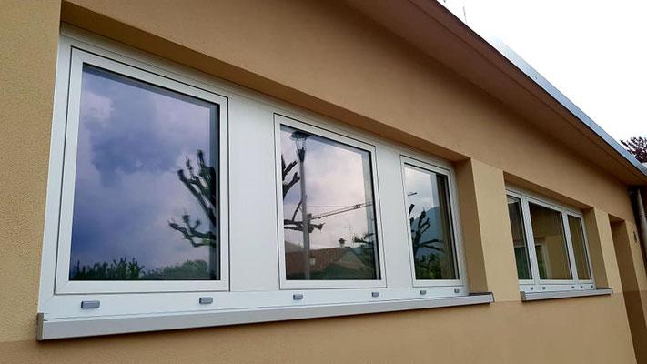 finestre in alluminio a taglio termico