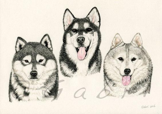 Yuka, Jack & Jaeger