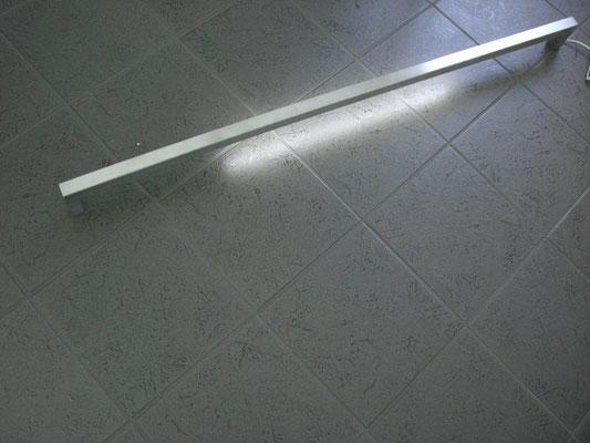 Türgriff mit integrierter LED Hintergrundbeleuchtung