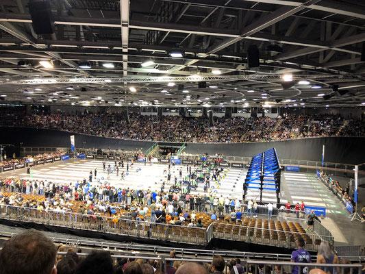 Turnschober Fitness Langenthal - CrossFit Regionals Berlin
