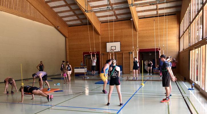 Turnschober Fitness Langenthal - Turnschober Weekend 2021 Diemtigtal