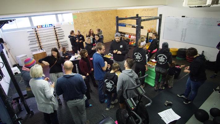 Fitness Turnschober Langenthal - Workout und Jahresabschluss 2019 im Turnschober Langenthal