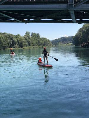 Turnschober Fitness Langenthal - Trainings-Weekend am Berner Wohlensee 2020