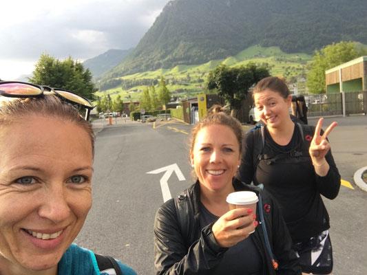Turnschober Fitness Langenthal - Trainingsweekend Zentralschweiz 2019 - Wandern