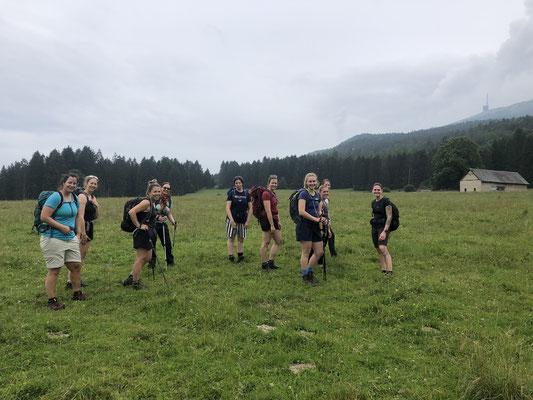 Turnschober Fitness Langenthal - Turnschober Wanderung Jura 2021
