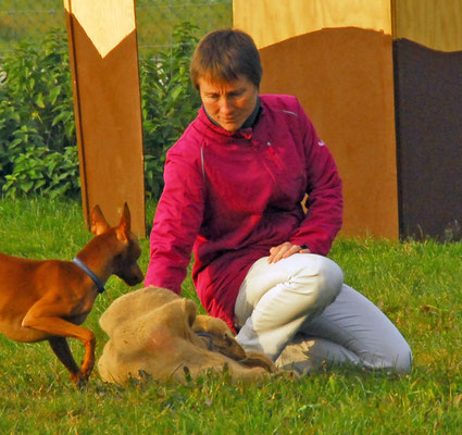 Neues ZV Mitgliede: Isabel Bänziger