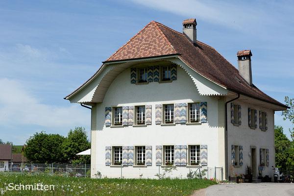 haustyp kanton fribourg freiburg haustyp bauernh user wohnh user und geb ude aus der schweiz. Black Bedroom Furniture Sets. Home Design Ideas