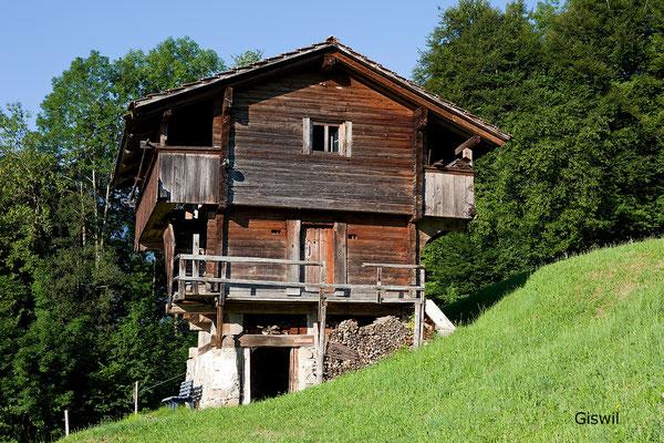 haustyp kanton obwalden haustyp bauernh user wohnh user und geb ude aus der schweiz. Black Bedroom Furniture Sets. Home Design Ideas