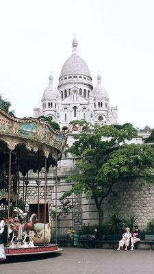 Mein Reisebericht und Tipps für Sehenswürdigkeiten in Paris, Frankreich, wie Montmartre und Sacré-Coeur.