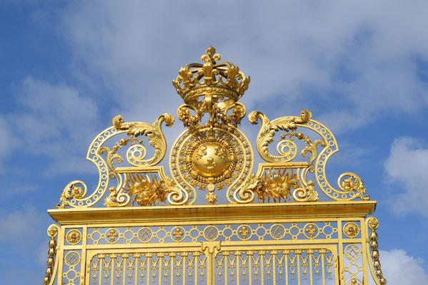 Mein Reisebericht und Tipps für Sehenswürdigkeiten in Paris, Frankreich, wie das Schloss von Versailles.