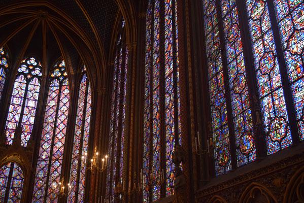 Mein Reisebericht und Tipps für Sehenswürdigkeiten in Paris, Frankreich, wie die Sainte-Chapelle.