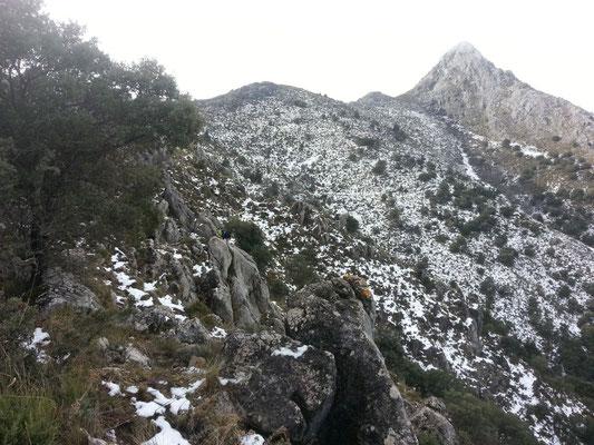 Nochmal der Cerro de San Cristóbal...
