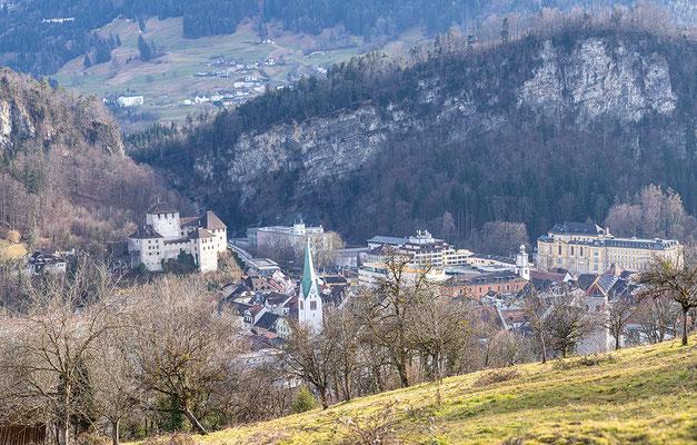 Schattenburg -Feldkirch