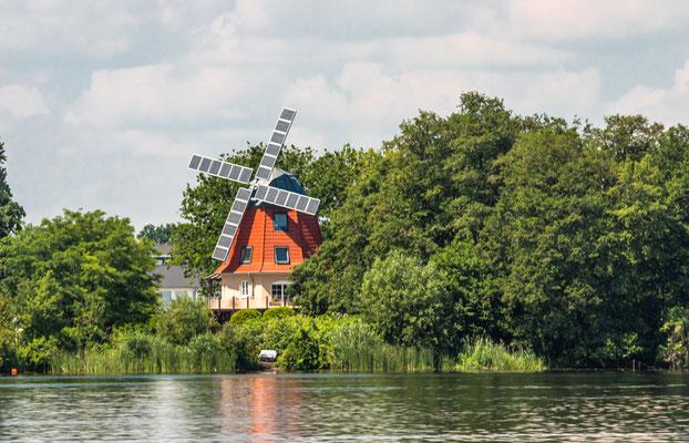 Windmühle an der Havel