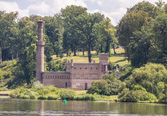 Dampfmaschinenhaus vom Schlosspark Babelsberg