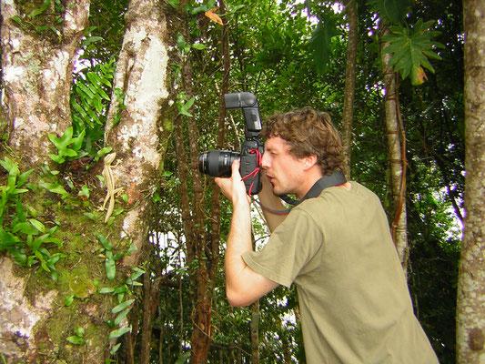 Le paradis du naturaliste en quête de belles images.