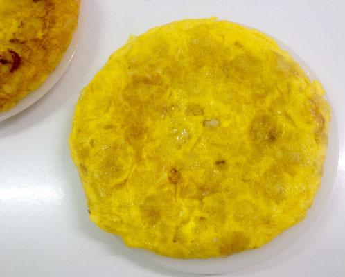 die klassische Tortilla de Patatas