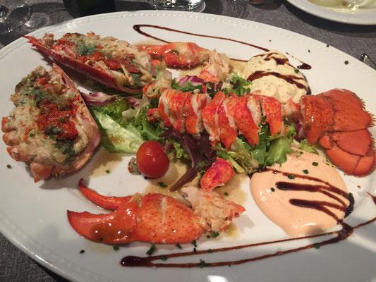 Bogavante - lazy lobster