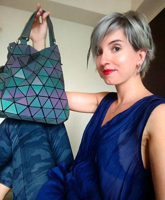 Et sinon je vous ai dit que je suis fan de mon sac ?