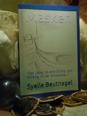 Taschenbuch 'Masken' von Syelle Beutnagel