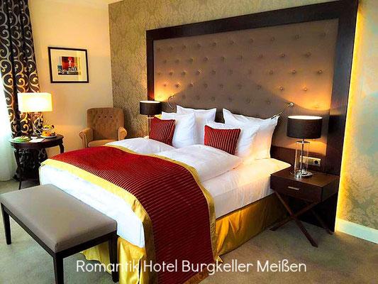 Romantik Hotel Burgkeller in Meißen