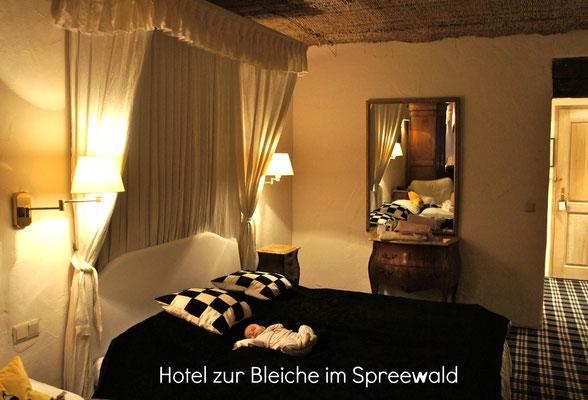 Hotel zur Bleiche im Spreewald