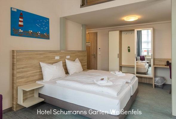 Hotel Schumanns Garten in Weißenfels