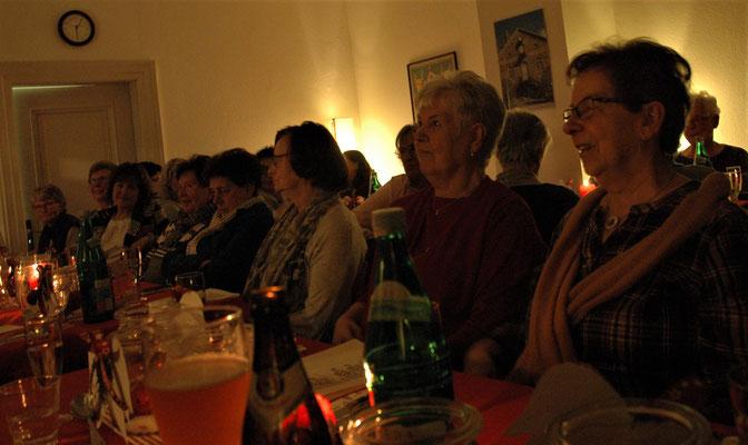 Rönsahler LandfrauenWeihnachtsfeier 2019 (Foto: Negel-Täuber)