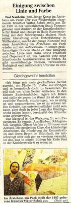 Wetterauer Zeitung Juli 2013