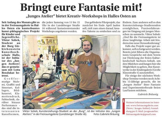 Sonntags.Nachrichten 23.03.2014